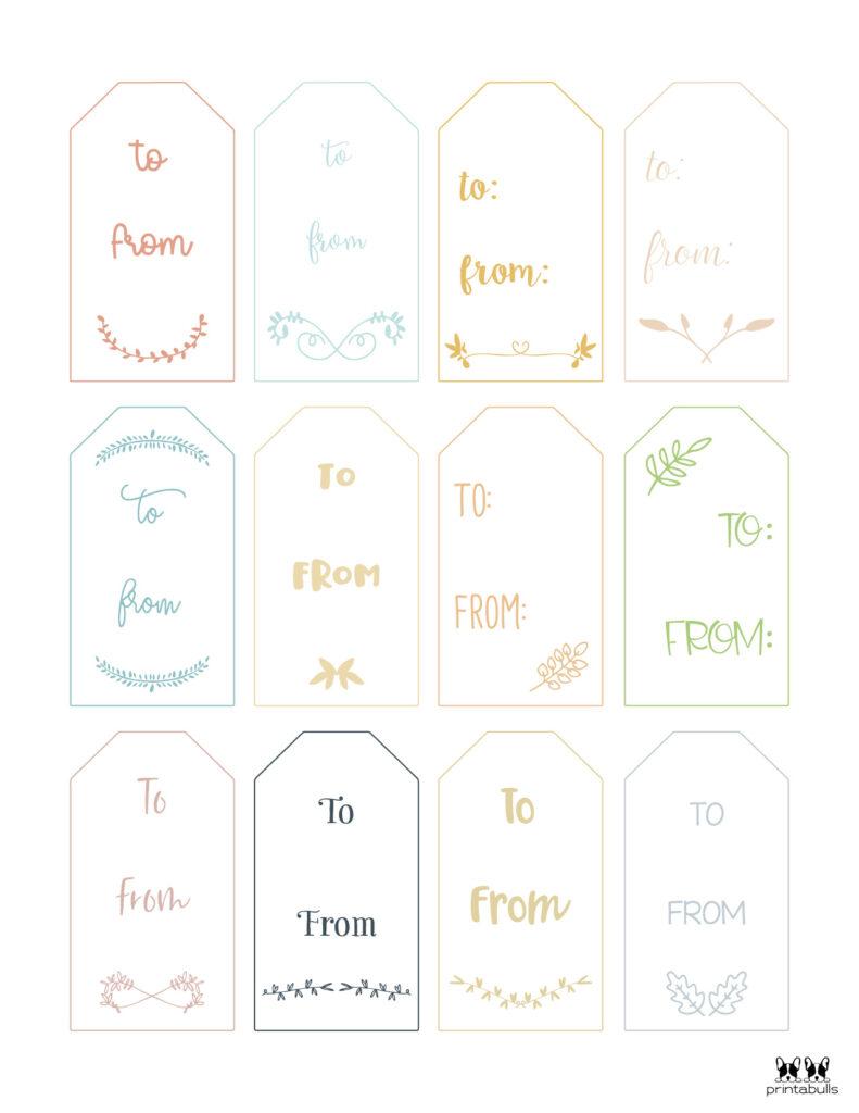 Printable Gift Tags-Page 36