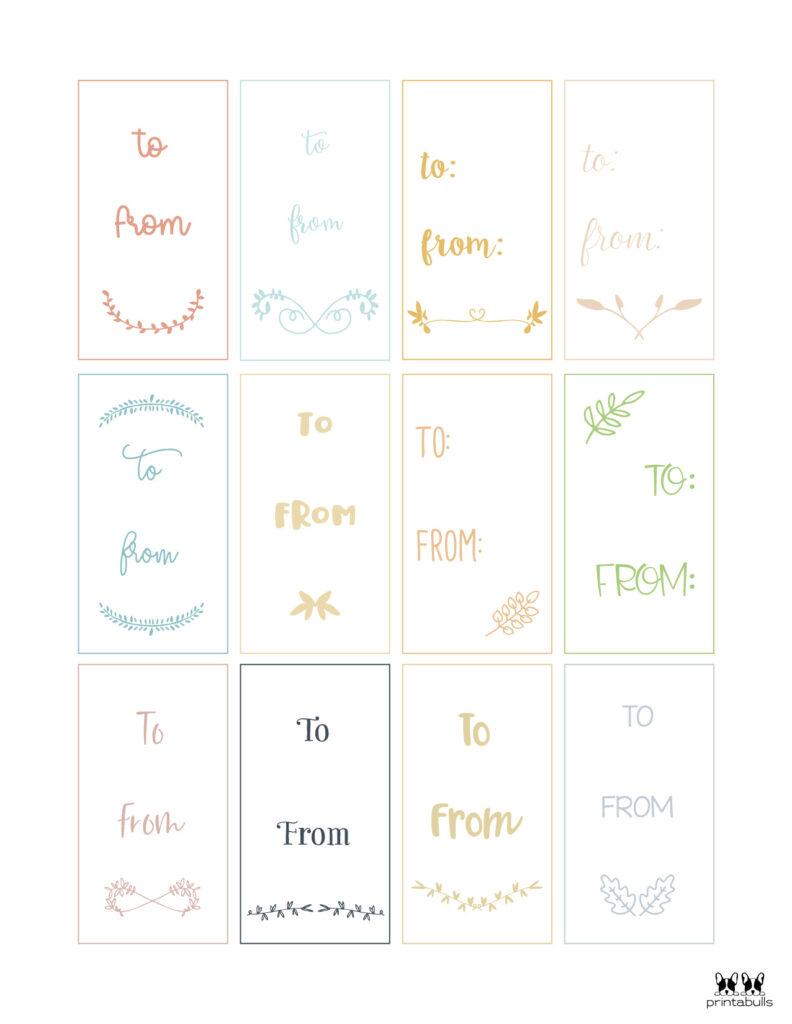 Printable Gift Tags-Page 38