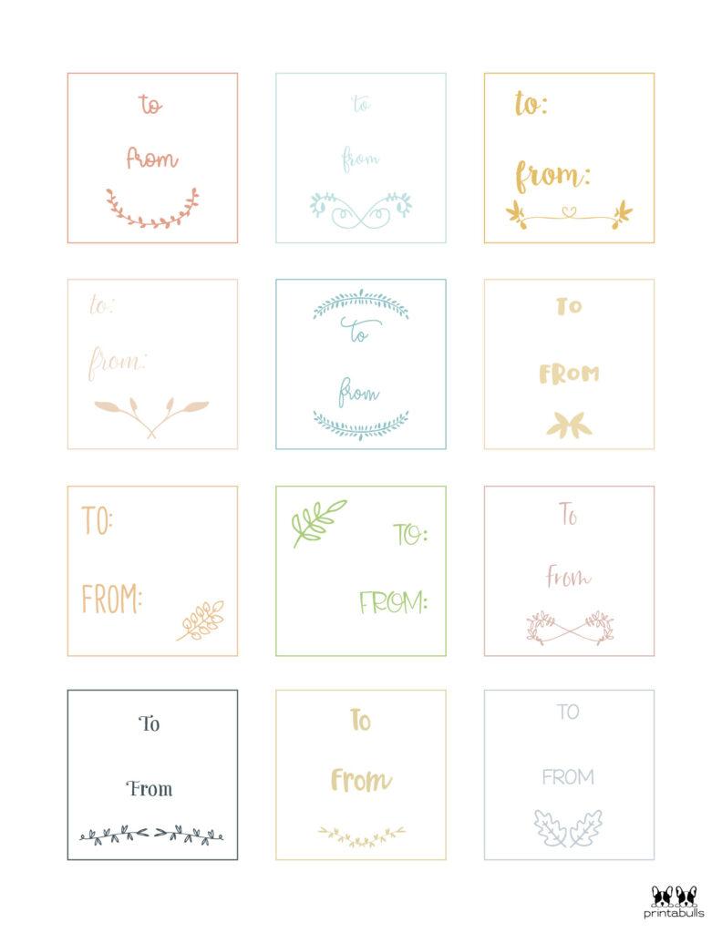 Printable Gift Tags-Page 40