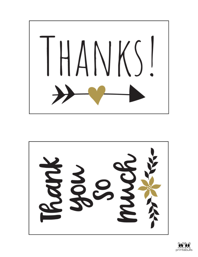 Printable Thank You Cards-Page 6