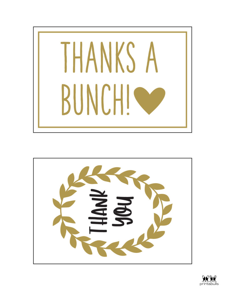 Printable Thank You Cards-Page 7