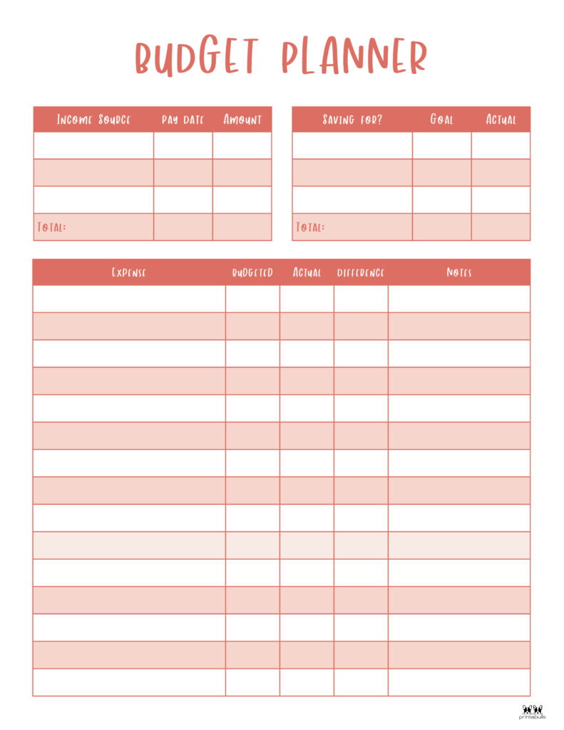 Monthly Budget Template-Page 19