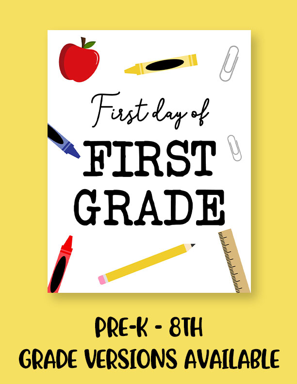 Printable-First-Day-of-School-Sign-Set-10