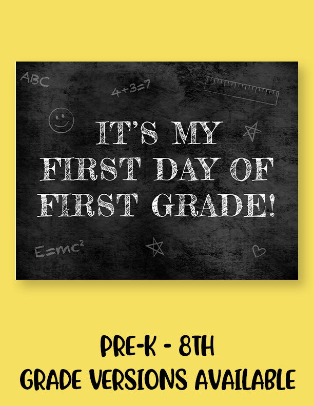 Printable-First-Day-of-School-Sign-Set-24