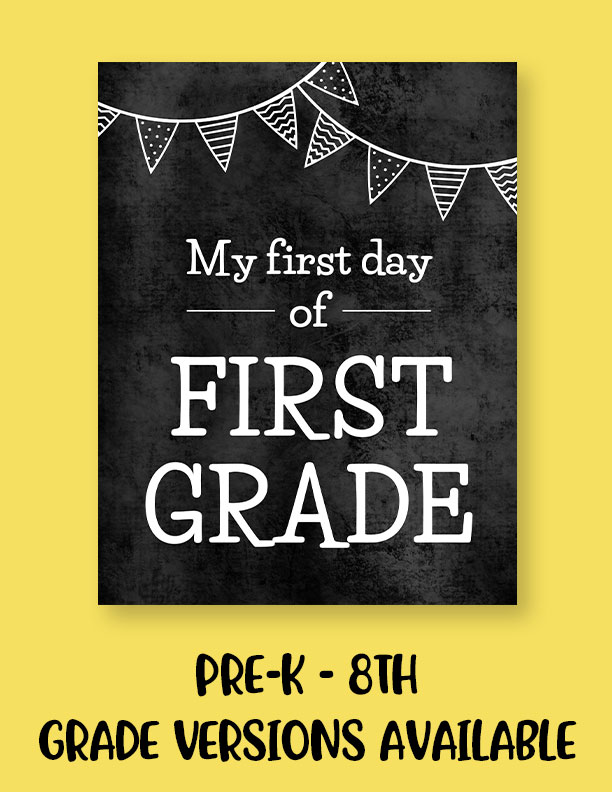 Printable-First-Day-of-School-Sign-Set-25