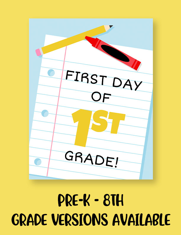 Printable-First-Day-of-School-Sign-Set-4