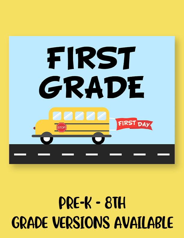 Printable-First-Day-of-School-Sign-Set-6