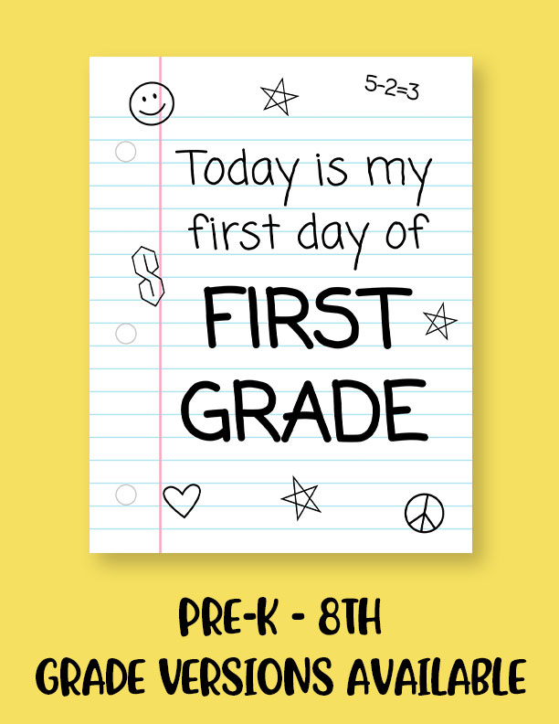 Printable-First-Day-of-School-Sign-Set-8