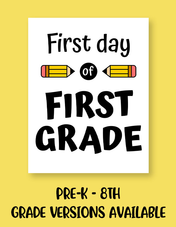 Printable-First-Day-of-School-Sign-Set-9