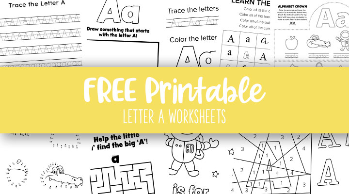 Printable-Letter-A-Worksheets-Feature-Image