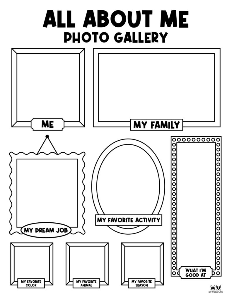 Printable All About Me Worksheet-Page 20
