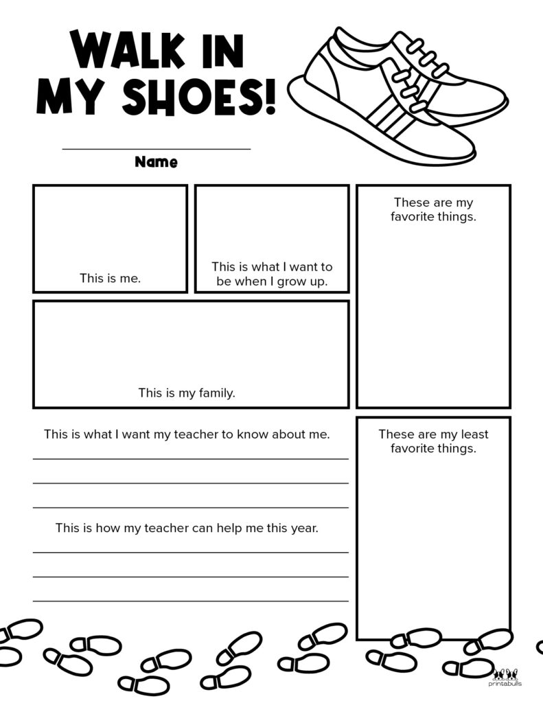 Printable All About Me Worksheet-Page 6