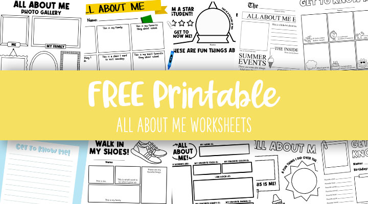 Printable-All-About-Me-Worksheets-Feature-Image