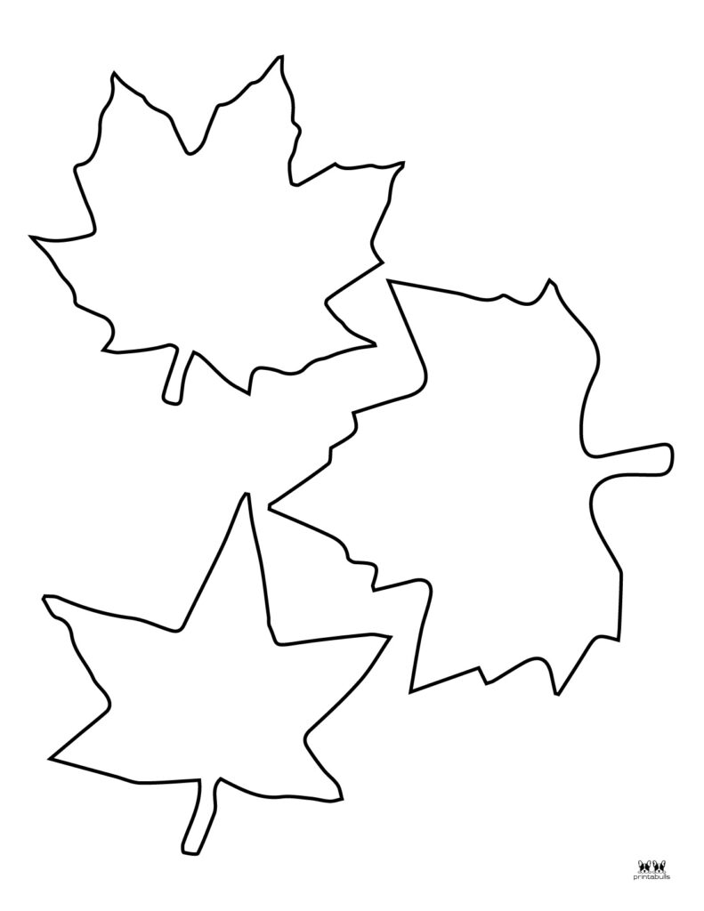 Printable Leaf Template-Page 15