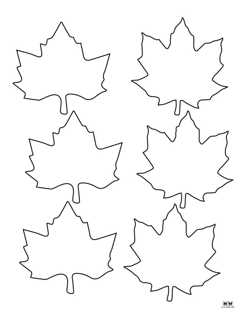 Printable Leaf Template-Page 16