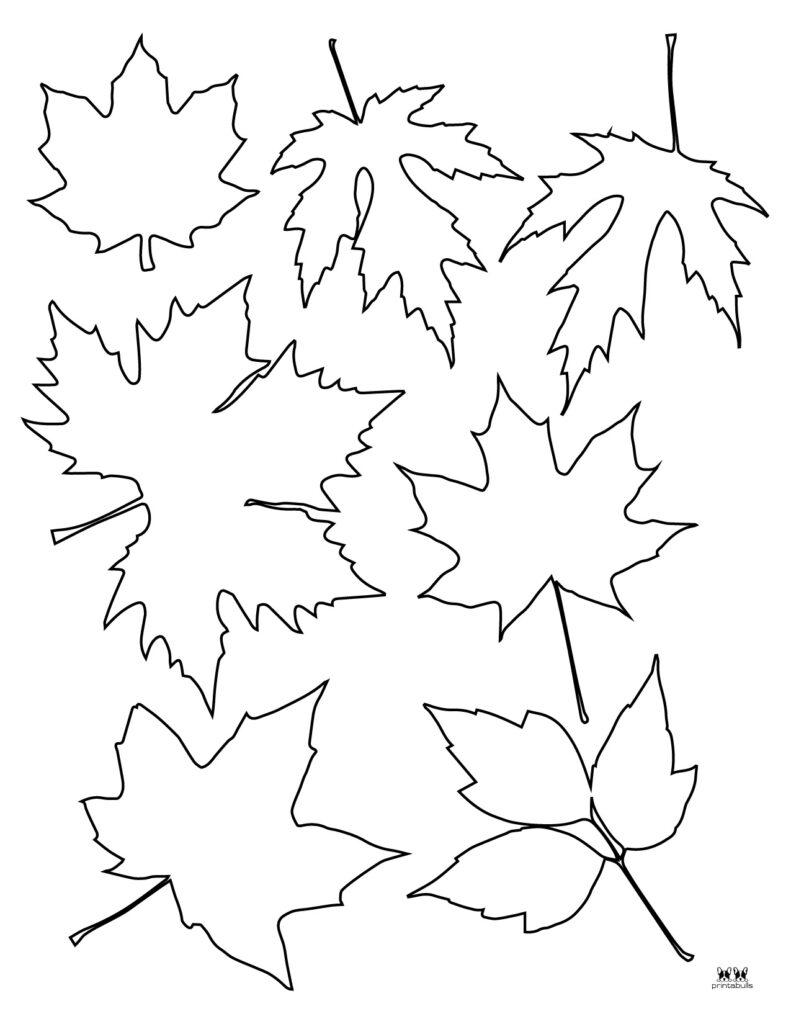 Printable Leaf Template-Page 19