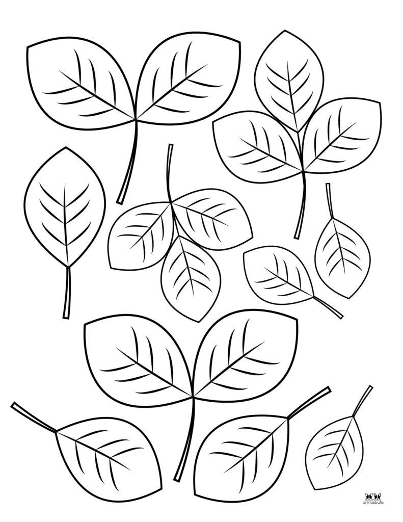 Printable Leaf Template-Page 31