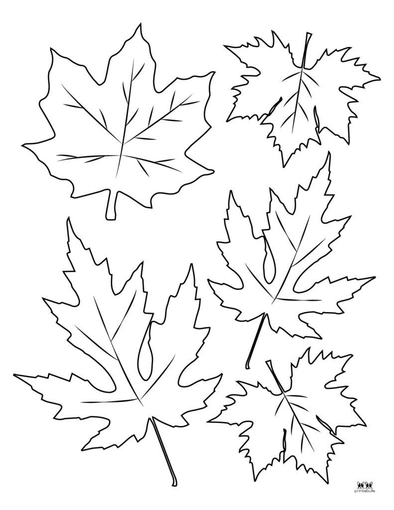 Printable Leaf Template-Page 32