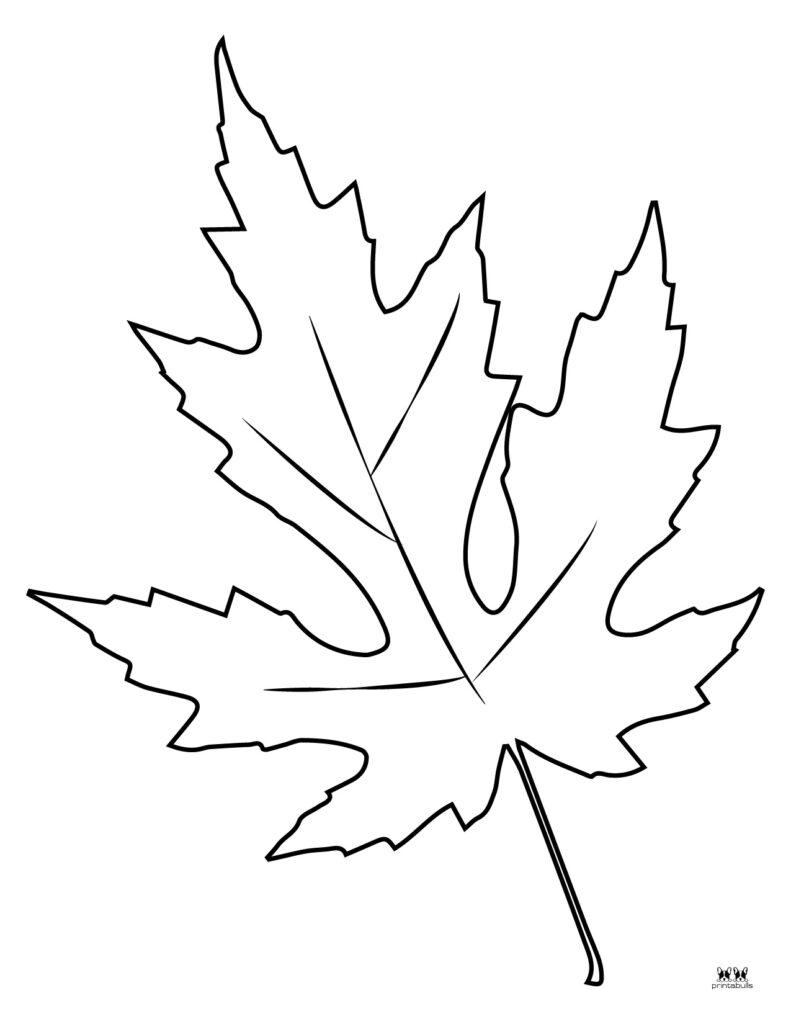 Printable Leaf Template-Page 36