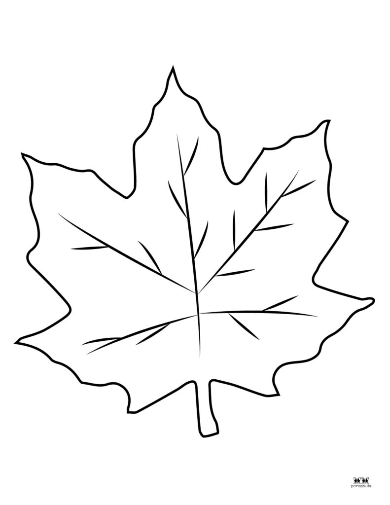 Printable Leaf Template-Page 37
