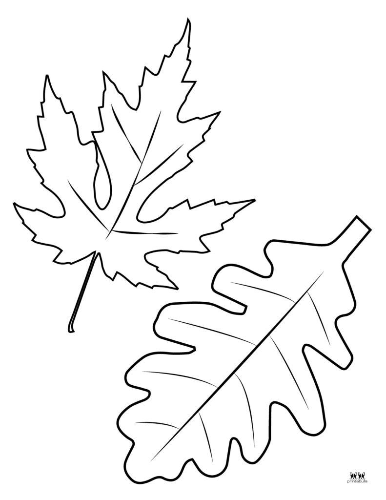 Printable Leaf Template-Page 38