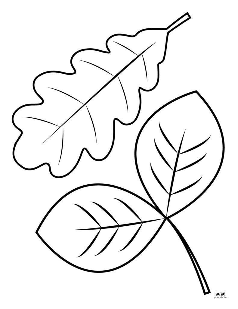 Printable Leaf Template-Page 39