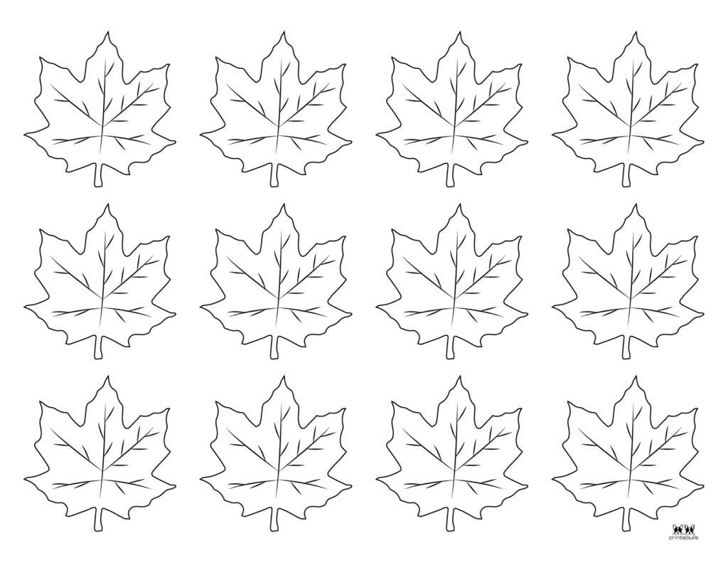 Printable Leaf Template-Page 41