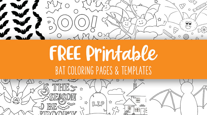 Printable-Bat-Coloring-Pages-&-Templates-Feature-Image