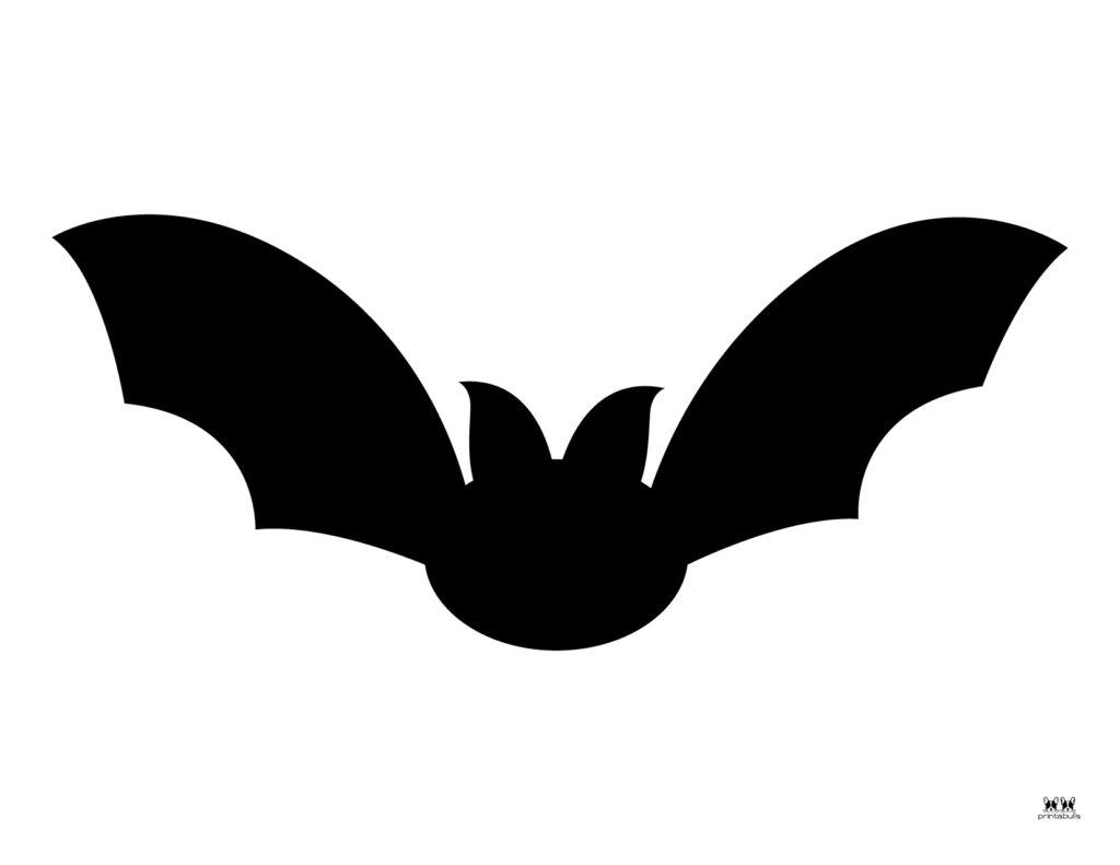 Printable Bat Template_Page 1