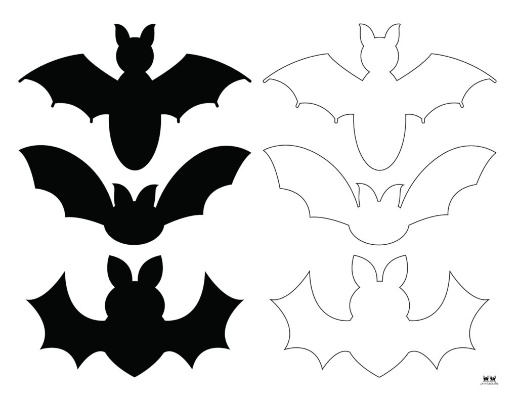 Printable Bat Template_Page 15