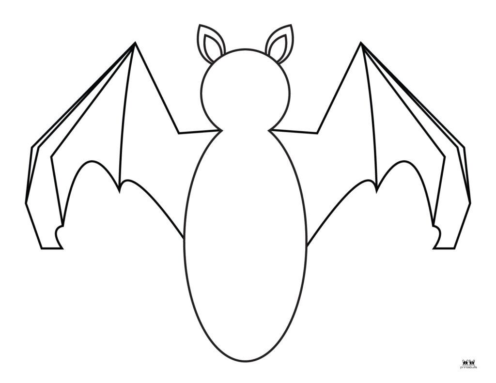 Printable Bat Template_Page 18