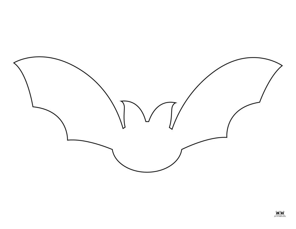 Printable Bat Template_Page 2