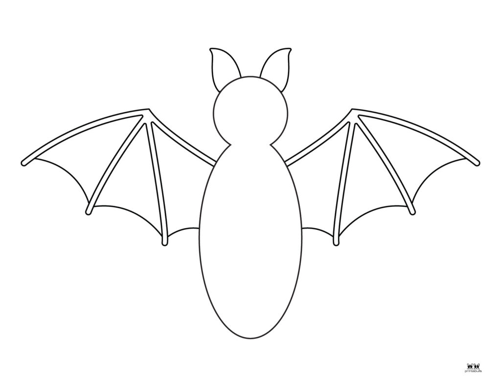 Printable Bat Template_Page 7