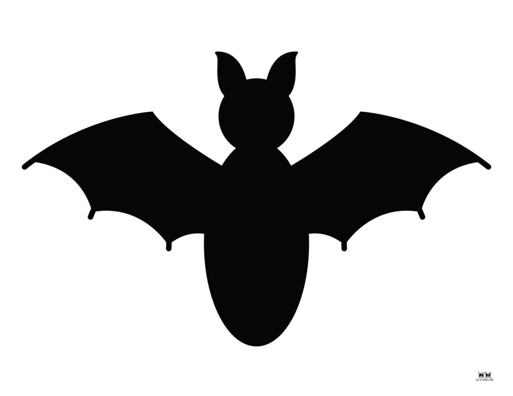 Printable Bat Template_Page 8